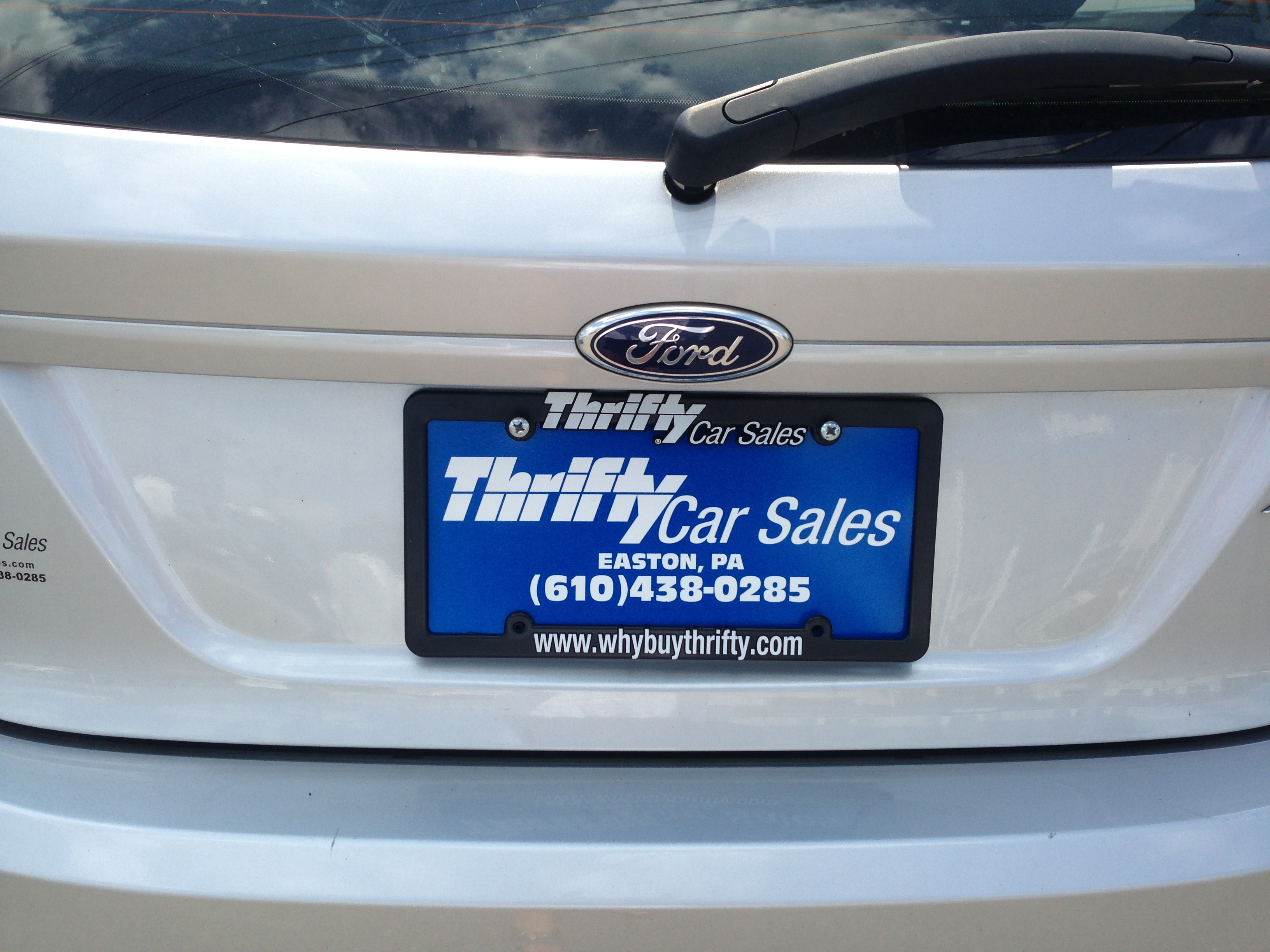 Thrifty car rental membership 10